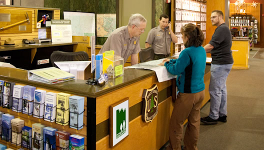 The Ranger Station At Rei Discover Your Northwest