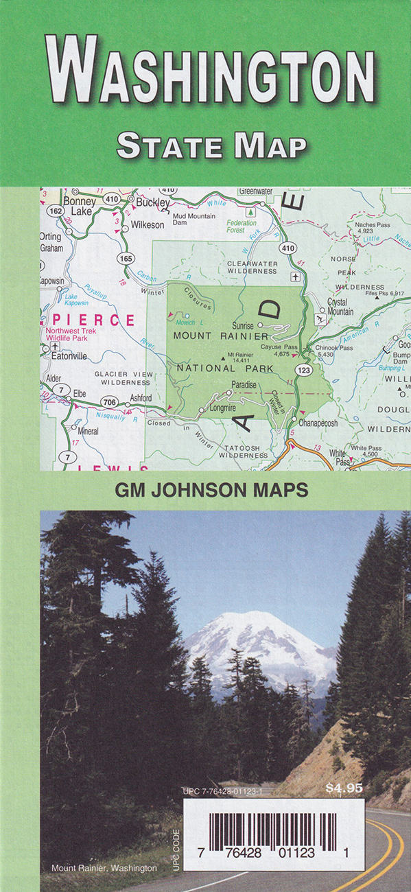 Picture of: Washington State Map Discovernw Org